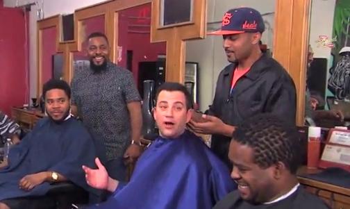 2jimmy kimmel barbershop