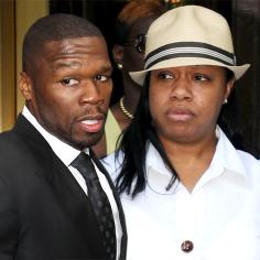 50 Cent & shaniqua tompkins
