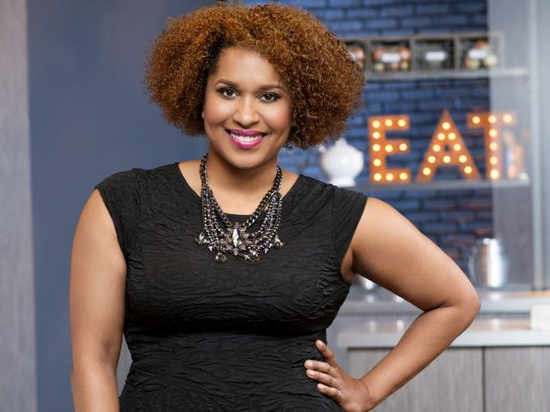Chef Aryen Moore-Alston hope to be the Food Network's next Food Star on Season 10