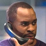 Wale's Cousin Gbenga Akinnagbe in FOX's '24: Live Another Day'