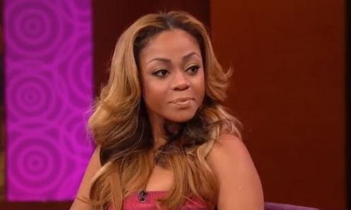 Destiny's Child former member, LaTavia Roberson