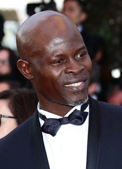 "Djimon Hounsou attends the ""How To Train Your Dragon 2"" premiere during the 67th Annual Cannes Film Festival on May 16, 2014 in Cannes, France"