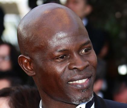 Djimon Hounsou cannes