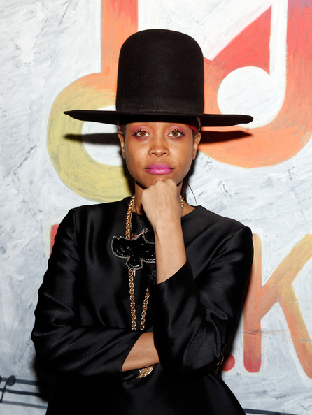 Motown Toasts Erykah Badu At Samsung Galaxy Experience at SXSW on March 14, 2014 in Austin, Texas