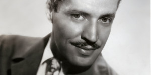 Publicity portrait of singer and actor Herb Jeffries, 1948