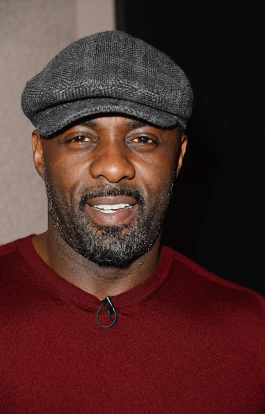Idris Elba attends day three of Advertising Week Europe held at BAFTA 195 Piccadilly on April 2, 2014 in London, England