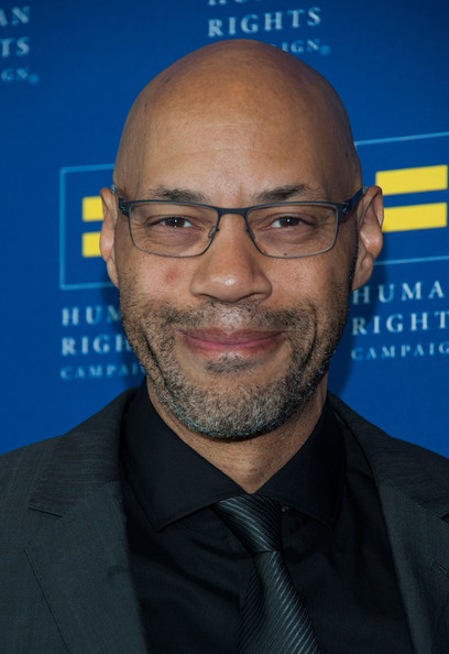 John Ridley arrives at the Human Rights Campaign Los Angeles Gala Dinner at JW Marriott Los Angeles at L.A. LIVE on March 22, 2014 in Los Angeles, California