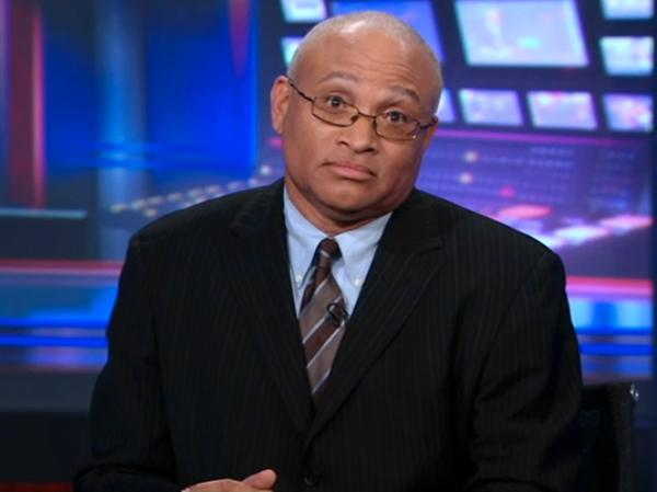 "Larry Wilmore moves to Comedy Central with ""The Minority Report"" starting January 2015"
