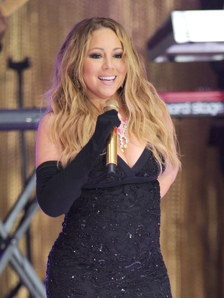 Mariah Carey today