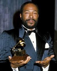 Grammy winner Marvin Gaye