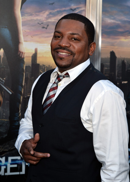 Actor Mekhi Phifer arrives at the premiere of Summit Entertainment's 'Divergent' at the Regency Bruin Theatre on March 18, 2014 in Los Angeles, California