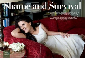 Monica Lewinsky, VF Exclusive