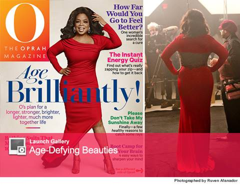 O Cover, Aging gracefully