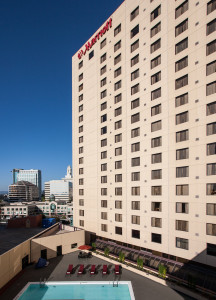 OAKLAND MARRIOTT