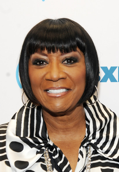Patti LaBelle poses at the SiriusXM Studio on May 22, 2014 in New York City