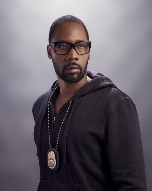 RZA as Cassius Green in the FOX drama Gang Related