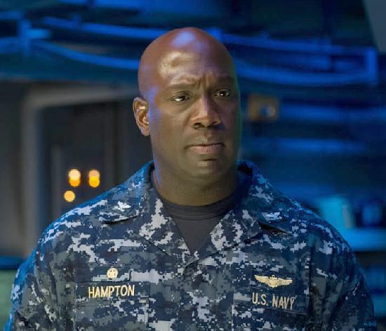 Richard T Jones Talks Godzilla Reboot He Plays Navy