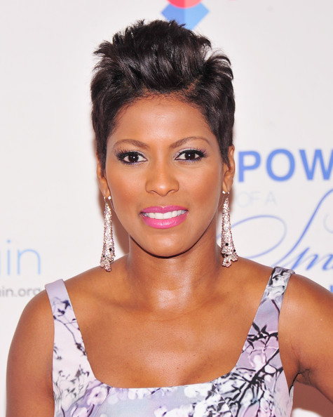 Tamron Hall attends the 2014 Smile Train Power Of A Smile Gala at Barclays Center on April 2, 2014 in the Brooklyn borough of New York City