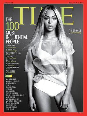 Time Magazine, Beyonce