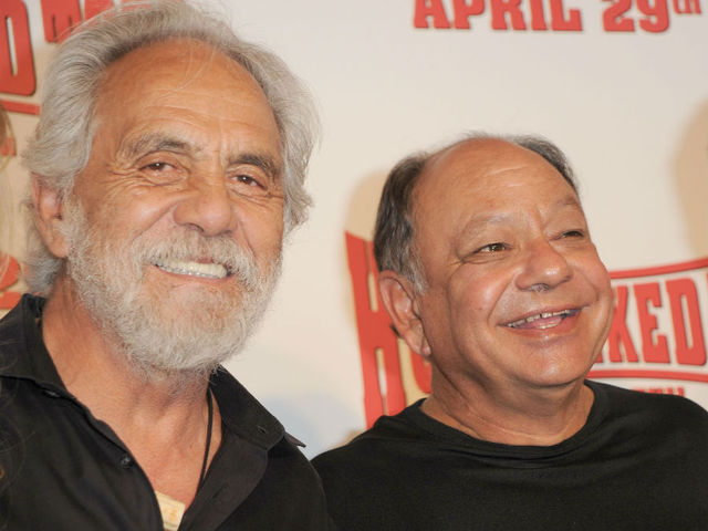 Tommy Chong, Cheech Marin
