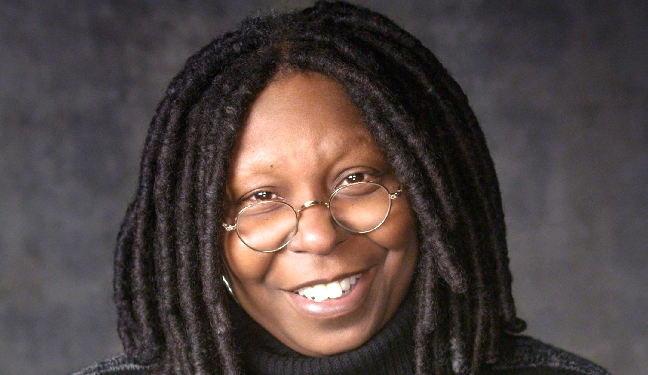 Whoopi Oprah's Master Class