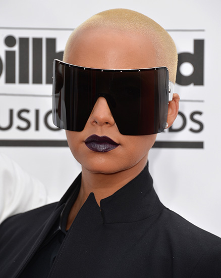 Amber Rose Sunglasses  twitter reacts to amber rose s sunglasses at bmas eurweb