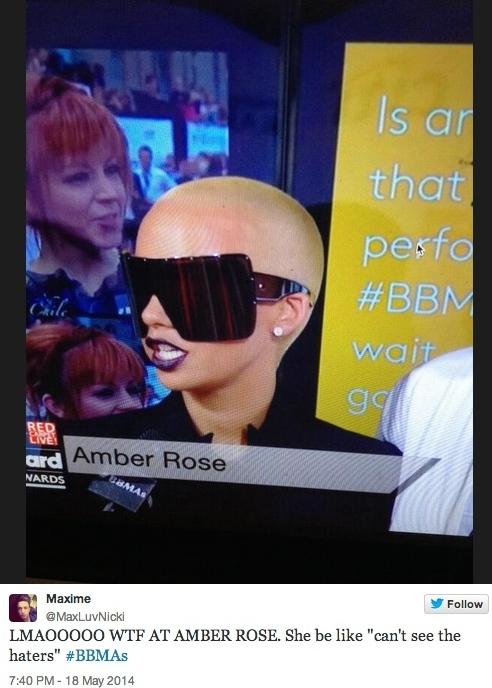 amber rose bma 1
