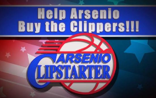 arsenio buy clippers
