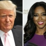 Trump Calls Kenya Moore 'The Most Evil Woman I've Ever Met'; She Tweets from Vivica Fox's Phone