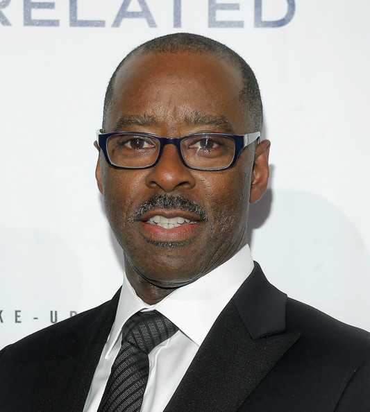 Actor Courtney B. Vance attends the Hasty Pudding Institute of 1770 Honors David Heyman at the Order of the Golden Sphinx Gala at the Appel Room at Jazz at Lincoln Center on March 10, 2014 in New York City