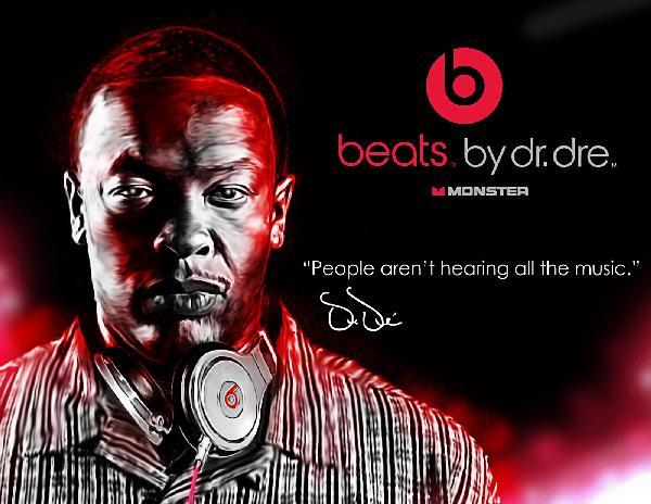 dr dre beats ad