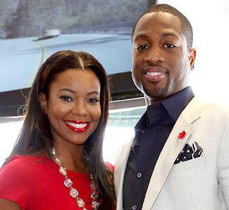 gabrielle union and dwyane wade married pictures to pin on, Wedding invitations