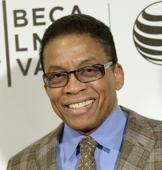 "Herbie Hancock attends the ""Keep on Keepin' On"" Premiere during the 2014 Tribeca Film Festival at BMCC Tribeca PAC on April 19, 2014 in New York City"