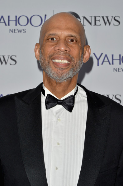 Kareem Abdul-Jabbar attends the Yahoo News/ABCNews Pre-White House Correspondents' dinner reception pre-party at Washington Hilton on May 3, 2014 in Washington, DC