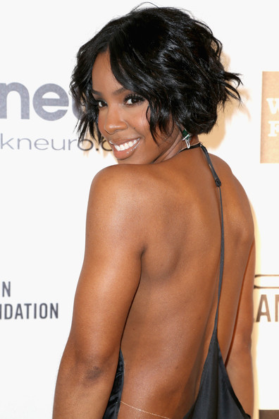 Recording artist Kelly Rowland attends the 22nd Annual Elton John AIDS Foundation's Oscar Viewing Party on March 2, 2014 in Los Angeles, California