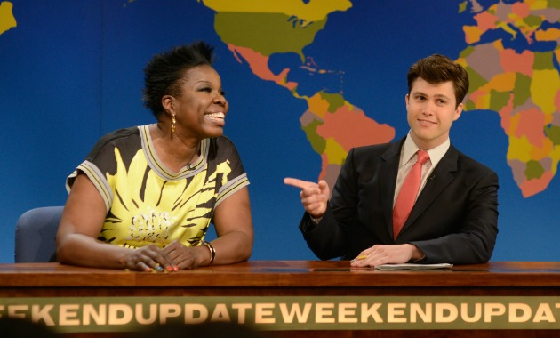 leslie jones, snl