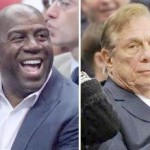 Magic Johnson Responds to Donald 'Stone Age' Sterling (Watch)