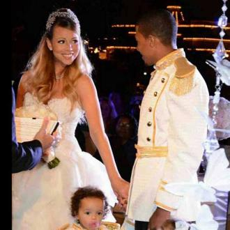 "Nick and Mariah's ""over the top"" wedding anniversary at Disneyland in 2013"