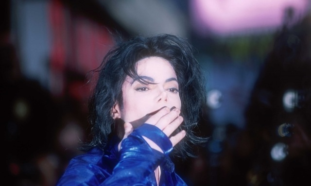 michael jackson blue gangsta