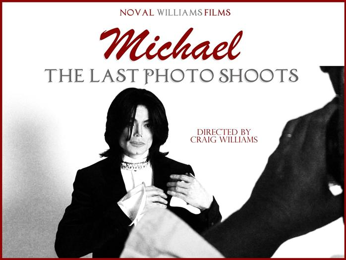 michael the last photos shoots