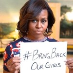 FLOTUS Films #BringBackOurGirls Plea; Boko Haram Offers to Swap Girls for Prisoners (Watch)