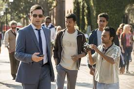 Disney's Million Dollar Arm stars Jon Hamm as sports scout JB Bernstein.