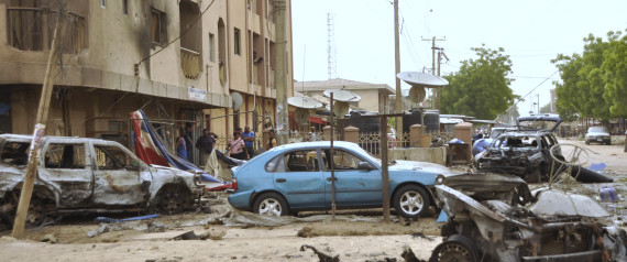 nigeria bombing in jos