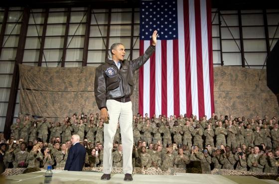 obama in afghanastan