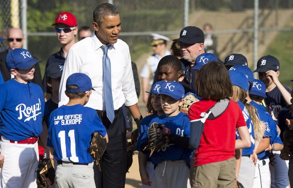 obama little league 2