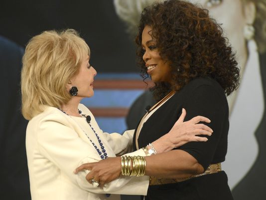 oprah and barbara