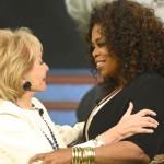 Oprah, Hillary Clinton, More Bid Barbara Walters Farewell on 'The View' (Watch)