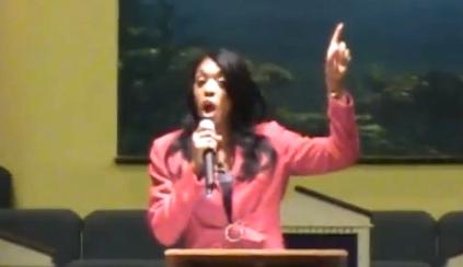 porsha-preaching