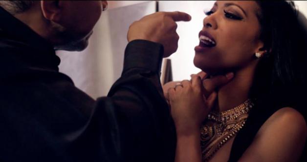 porsha williams, flatline music video