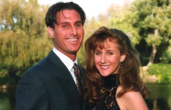 Ron and Kim Goldman